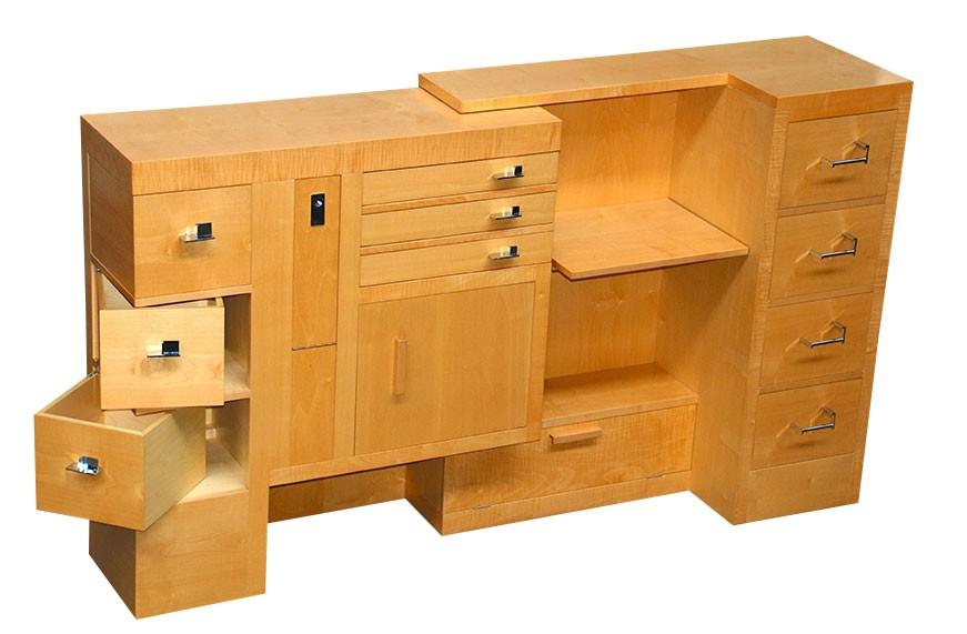 'Cabinet d' Architecte', Eileen Gray um 1925