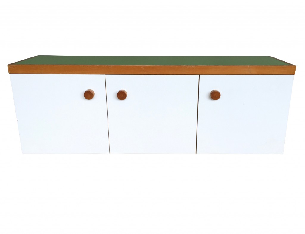 Sideboard 'les arcs', Charlotte Perriand 1960er Jahre
