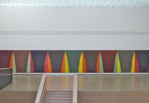 Anke Erlenhoff, Malerei - Installation