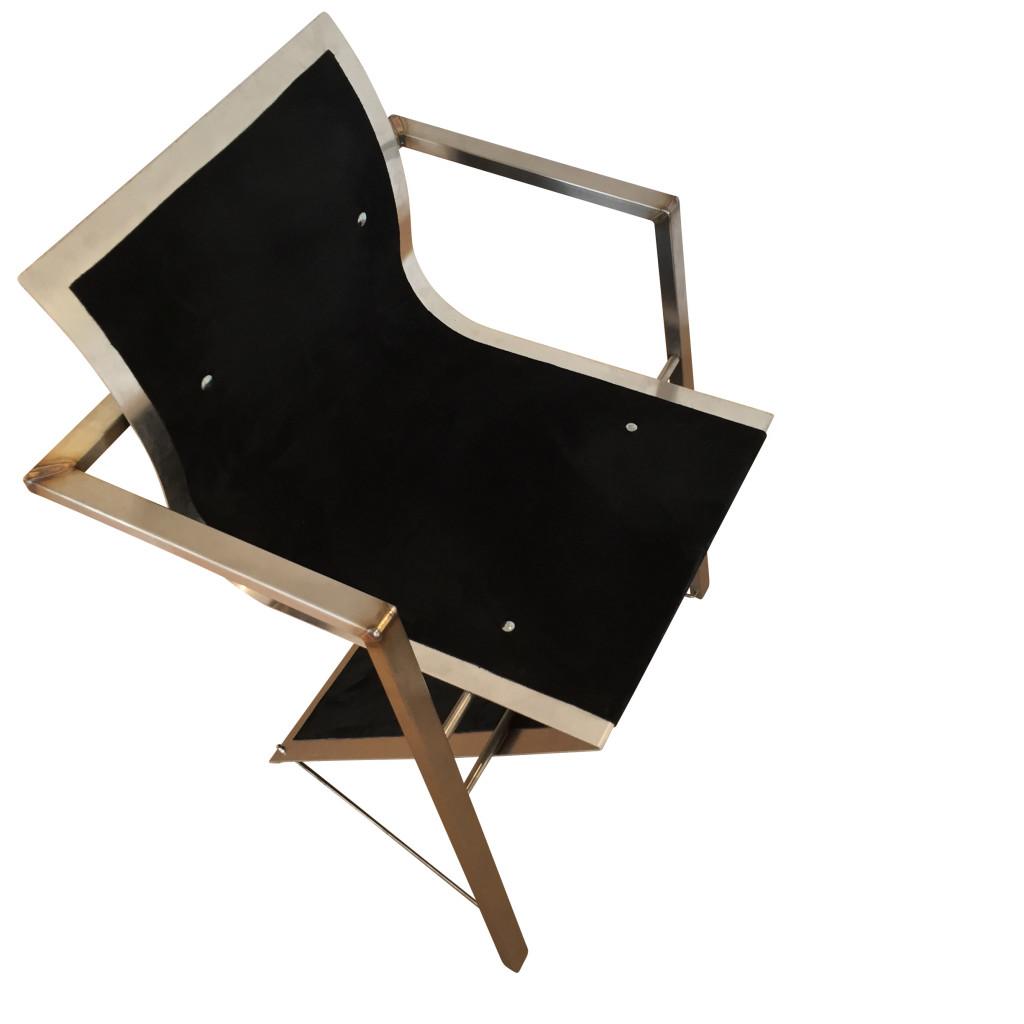Armlehnstuhl Prototyp 'd8', Reinhard Müller 2019