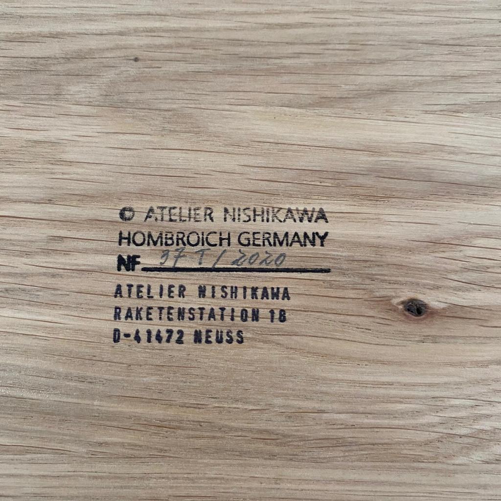 Hockertisch 'NF 37T', Katsuhito Nishikawa 2010