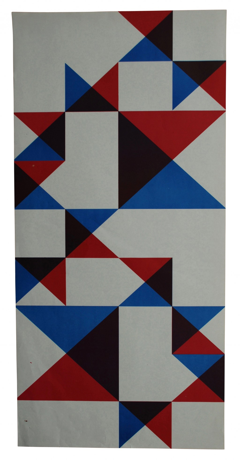 Künstlerplakat, Otl Aicher 1950er Jahre